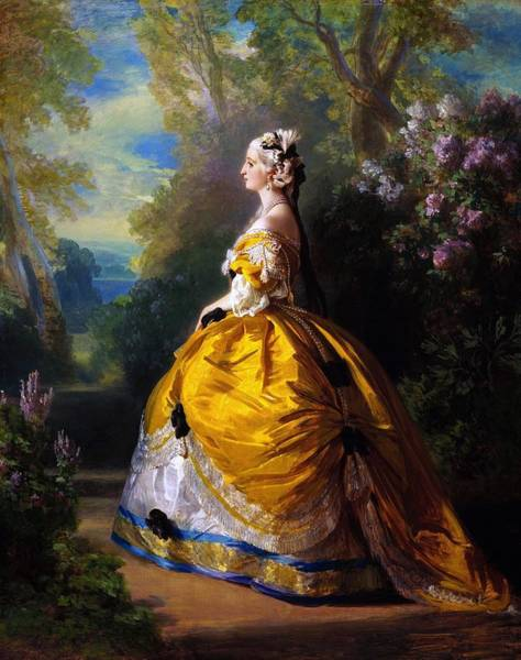 Artistry Painting - Marie Antoinette by Mountain Dreams