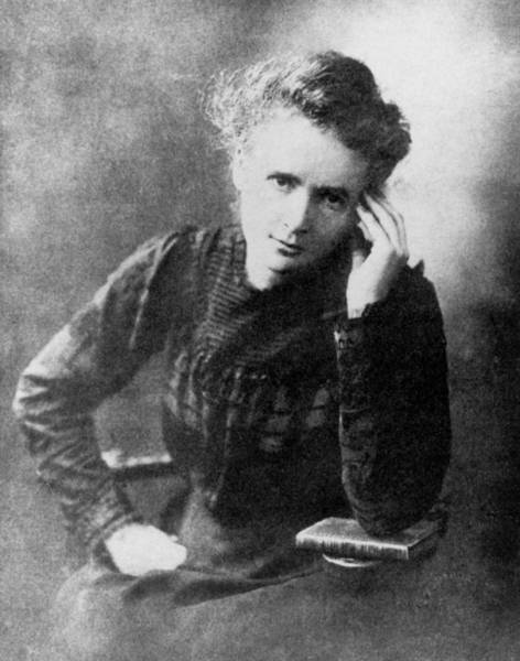 Wall Art - Photograph - Marie Curie by W. F. Meggers Collection/american Institute Of Physics/science Photo Library