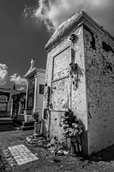 Photograph - Marie Laveau's Tomb 2 by Andy Crawford