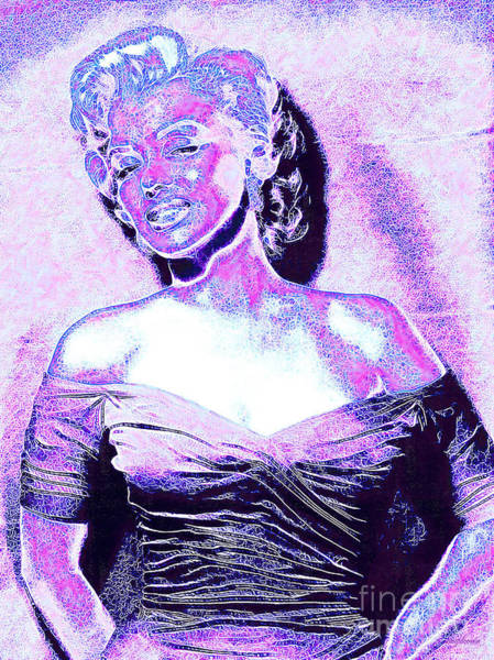 Photograph - Marilyn Monroe 20130329 by Wingsdomain Art and Photography