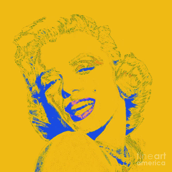 Photograph - Marilyn Monroe 20130331v2 Square by Wingsdomain Art and Photography