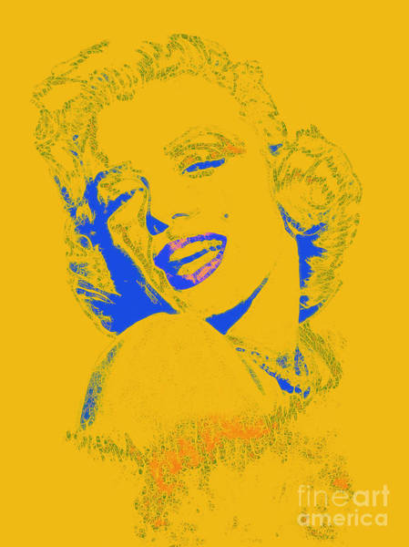 Photograph - Marilyn Monroe 20130331v2 by Wingsdomain Art and Photography
