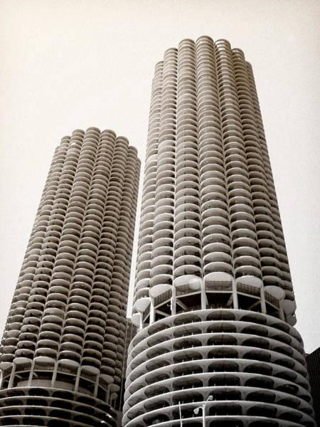 Photograph - Marina City Chicago by Julie Palencia