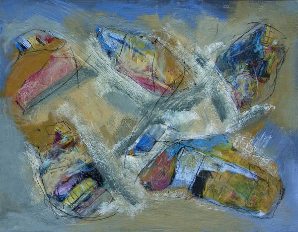 Painting - Marina Del Rey by Dominic Piperata