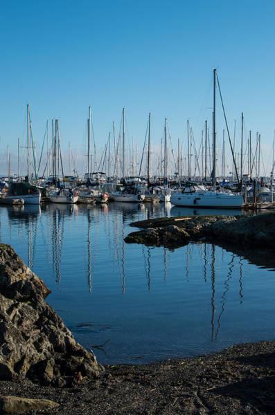 Photograph - Oak Bay Marina by Marilyn Wilson