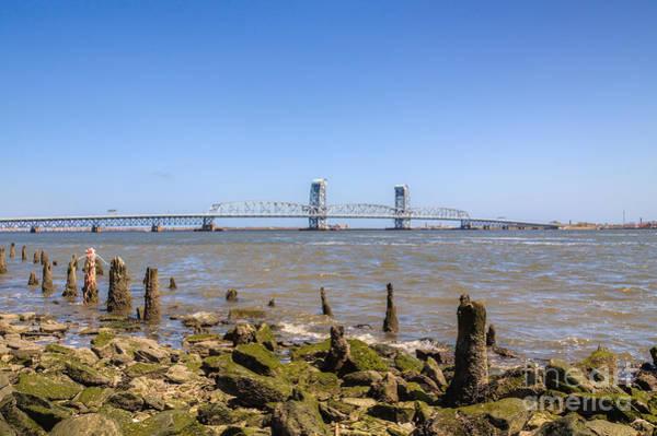 Jetti Wall Art - Photograph - Marine Parkway Bridge by Rick Kuperberg Sr