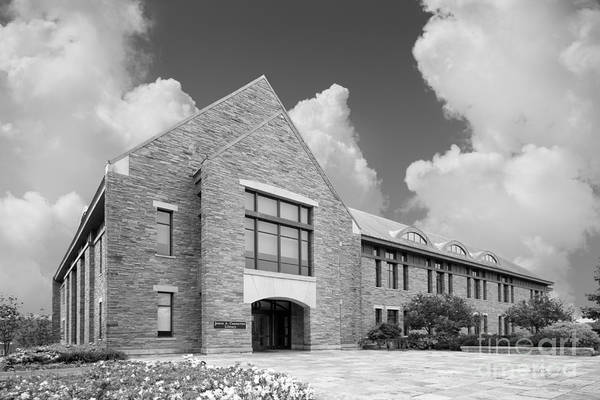Photograph - Marist College Cannavino Library by University Icons