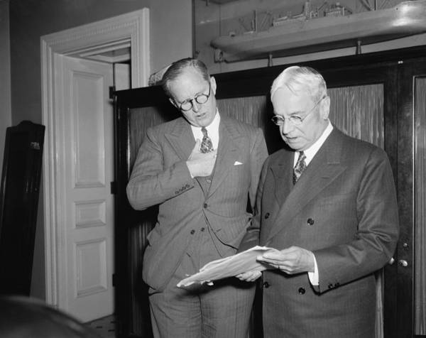 Appearance Photograph - Maritime Commissioner Kennedy by Underwood Archives