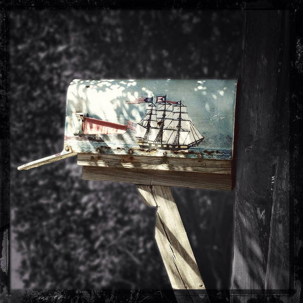 Photograph - Maritime Mail by Natasha Marco