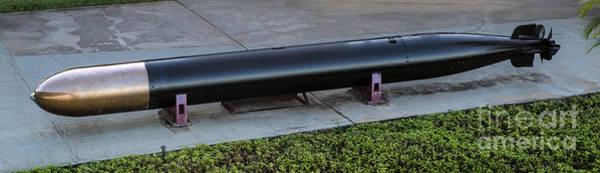 Uss Bowfin Photograph - Mark 14 Torpedo by Jon Burch Photography