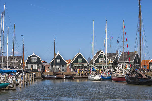 Noord Holland Wall Art - Photograph - Marken by Joana Kruse