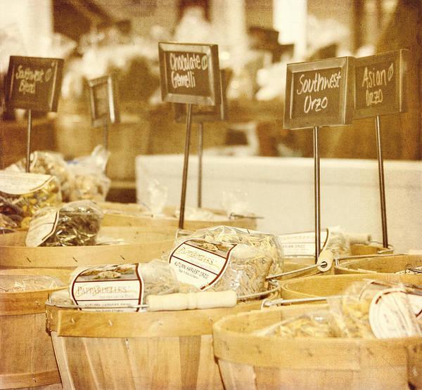 Photograph - Market Day by Kim Hojnacki