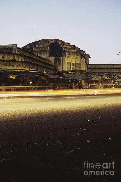 Phnom Penh Wall Art - Photograph - Market In Phnom Penh  Cambodia by Ryan Fox