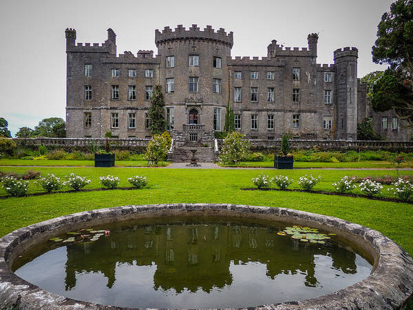 Photograph - Markree Castle In Ireland's County Sligo by James Truett