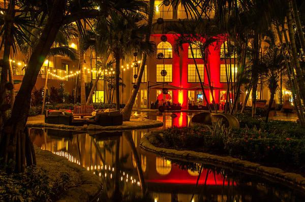 Photograph - Marriott Resorts Grand Cayman by Brenda Jacobs