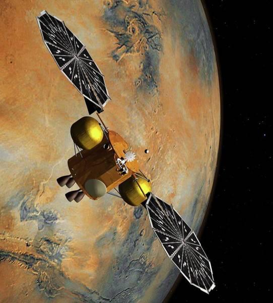 Mars Photograph - Mars Sample Return Mission by Nasa/jpl-caltech