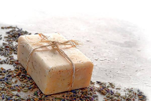 Photograph - Marseilles Bath Soap by Olivier Le Queinec