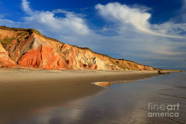 Wall Art - Photograph - Martha's Vineyard Gay Head Clay Cliffs by Katherine Gendreau