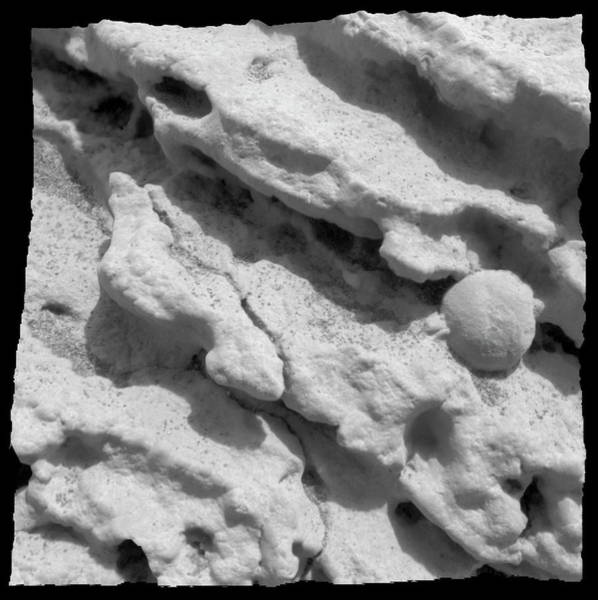 Wall Art - Photograph - Martian Mineral Sphere by Nasa/science Photo Library