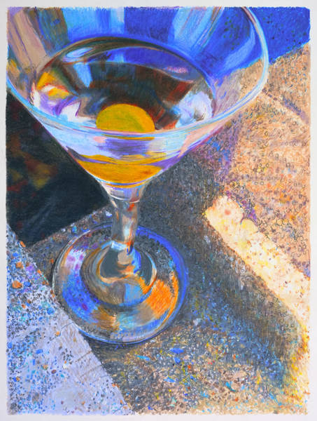 Photograph - Martini by David Phoenix