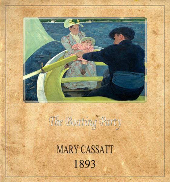 Photograph - Mary Cassatt 1 by Andrew Fare