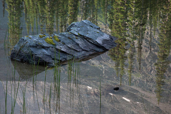 Wall Art - Photograph - Mary Lake, Yoho National Park, Canada by Peter Essick