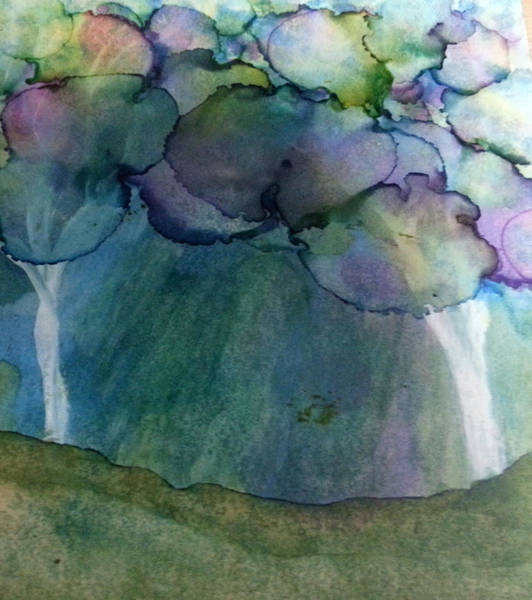 Mary Poppins Spring Art Print