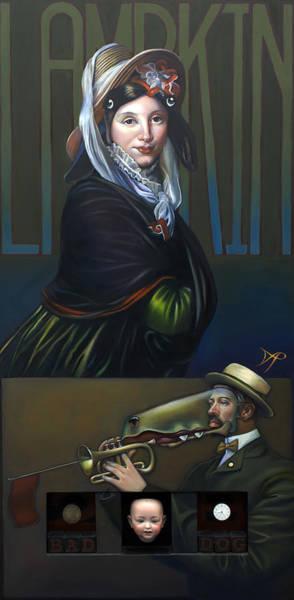 Bonnet Painting - Maryanna Of Littleham by Patrick Anthony Pierson