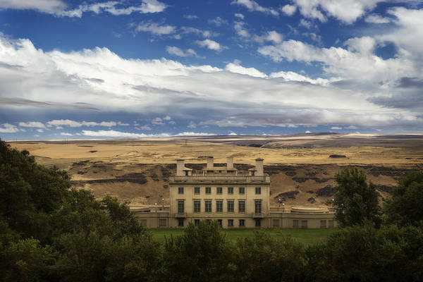 Photograph - Maryhill by Jon Ares