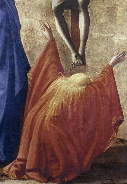 Painting - Masaccio Crucifixion by Granger