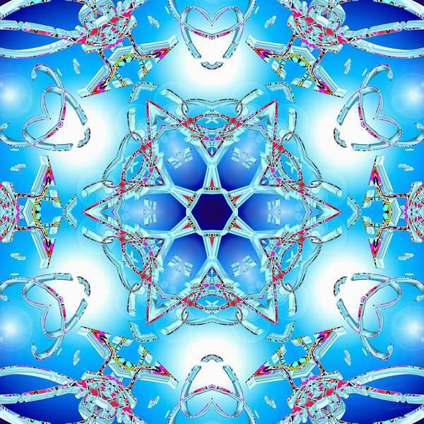Digital Art - Masculine Liquid by Derek Gedney
