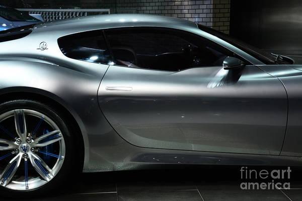 Photograph - Maserati Alfieri 2 Plus 2 by Randy J Heath