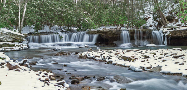 Photograph - Mash Fork Falls by Mary Almond