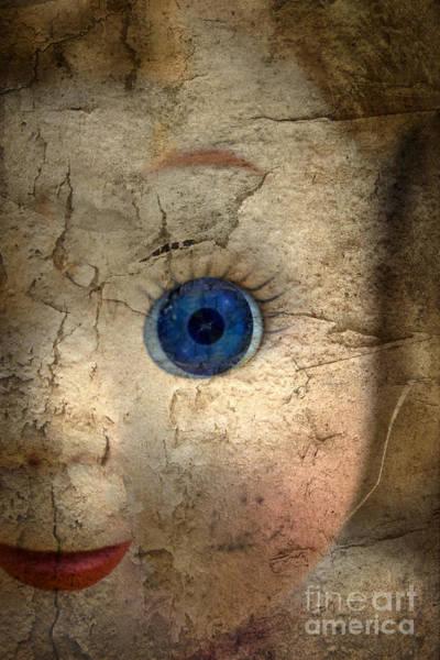 Chucky Wall Art - Photograph - Mask Of Madness by Evelina Kremsdorf