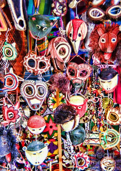 Photograph - Masking You In El Casco By Diana Sainz by Diana Raquel Sainz
