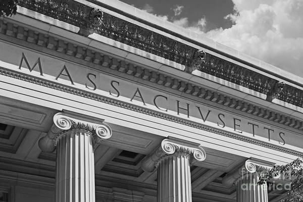 Photograph - Massachusetts Institute Of Technology Maclaurin Buildings by University Icons