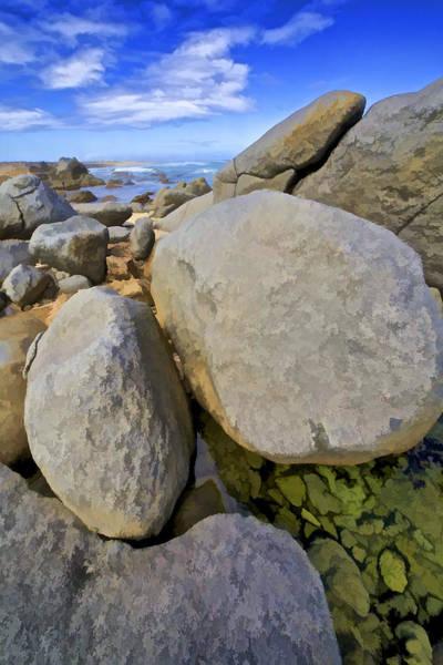 Photograph - Massive Boulders Of Aruba Vii by David Letts