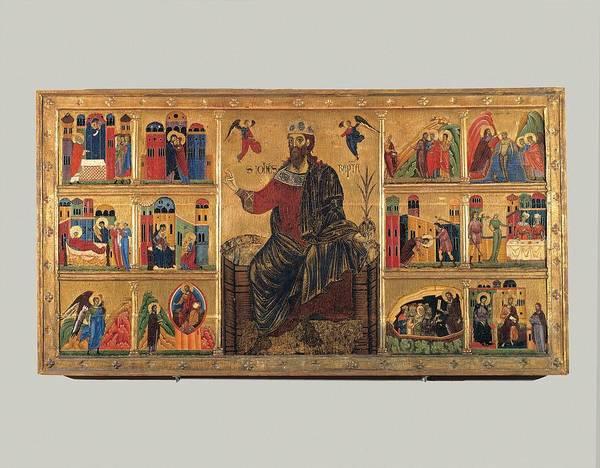 Wall Art - Photograph - Master Of The St John The Baptist by Everett