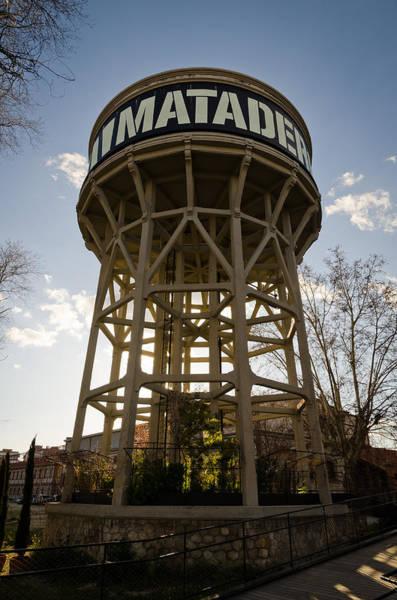 Photograph - Matadero Water Tank by Pablo Lopez