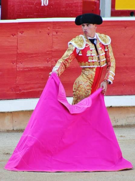 Toreador Photograph - Matador by Christopher Hoffman