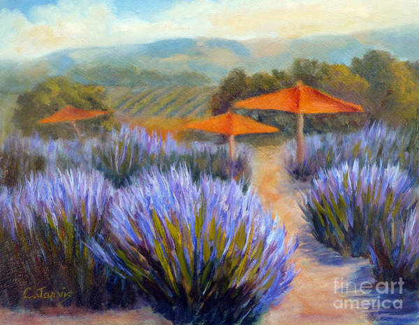 Painting - Matanzas Late June by Carolyn Jarvis