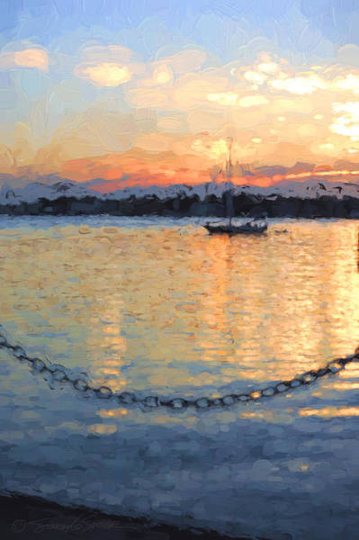 Matanzas Summer Sunrise Art Print