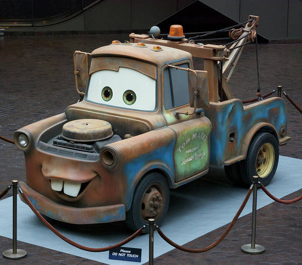Wall Art - Photograph - Mater by Thomas Woolworth
