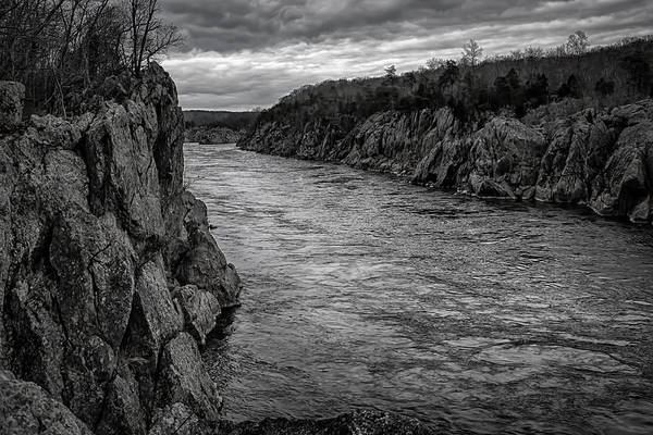 Photograph - Mather Gorge by Joan Carroll