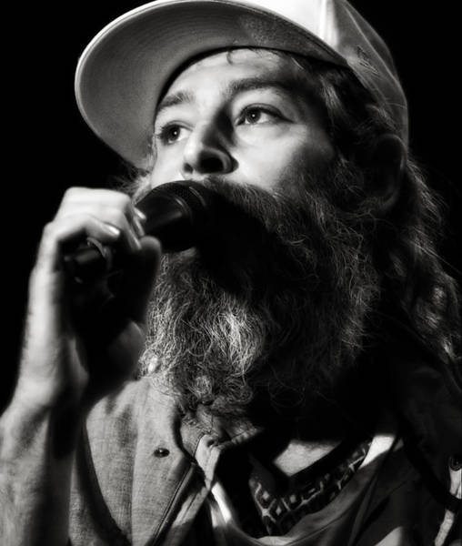 Jewish Music Wall Art - Photograph - Matisyahu Live In Concert 3 by Jennifer Rondinelli Reilly - Fine Art Photography