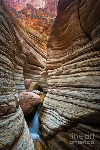 Photograph - Matkatamiba Canyon by Inge Johnsson