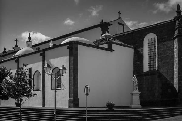 Photograph - Matriz Church by Eduardo Tavares