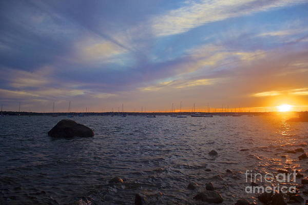 Photograph - Mattapoisett Sunset by Amazing Jules