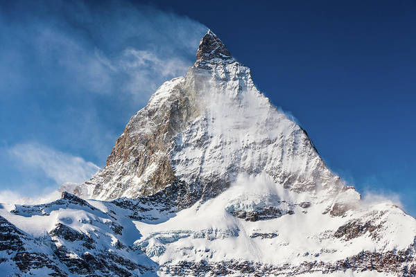 Wall Art - Photograph - Matterhorn by Gospodarek Mikolaj