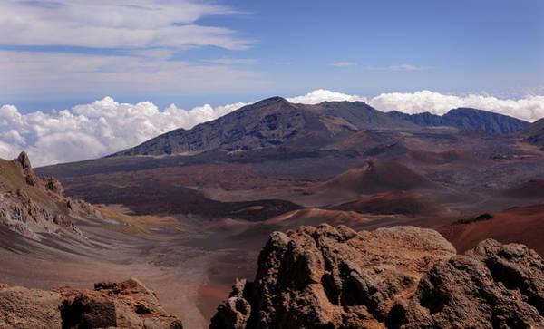 Photograph - Mauai Crater by John Johnson